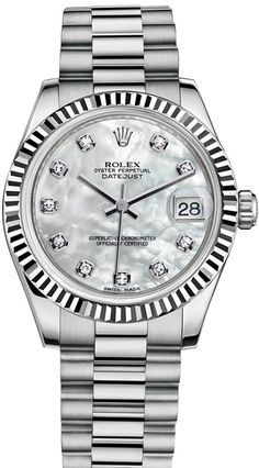 Rolex Womens Datejust http://www.thesterlingsilver.com/product/armani-womens-two-tone-steel-bracelet-case-quartz-silver-tone-dial-analog-watch-ar1926/