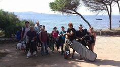 SUP Kitesurfing Holidays Sardinia : Kite Camp and SUP Tours and Lessons in Sardinia (Cagliari, Villasimius, Costa Rei, Chia, Porto Botte)