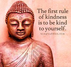 self-care, self-compassion, kristin nef, buddhism, be kind to yourself
