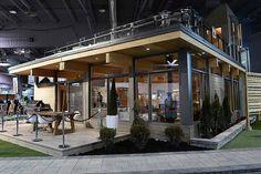 Maison Natur-T - Industries Bonneville | Architecture ; Maison ...