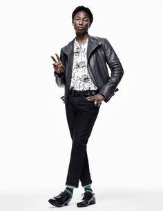 Pharrell Williams   The Fashionisto