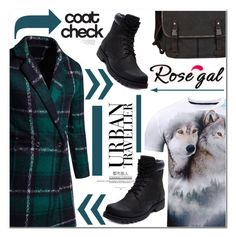 """""""Rosegal39"""" by angel-a-m on Polyvore featuring Timberland, men's fashion, menswear, MensFashion, polyvoreeditorial, polyvorefashion and rosegal"""