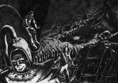 Dragon Bone Men by TrevorDaveSon.deviantart.com on @deviantART Dragon Bones, Darth Vader, Deviantart, Men, Fictional Characters, Guys, Fantasy Characters