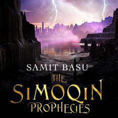 The Simoqin Prophecies by Samit Basu (GameWorld #1), Audible, 2014