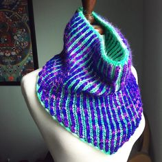 Vogue Knitting, Bandana, Knitting Patterns, Instagram Posts, Fashion, Bandanas, Moda, Knit Patterns, Fashion Styles