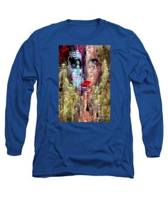 Long Sleeve T-Shirt - Night And Day