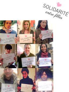 Solidarité entre filles - Afrolife de Chacha #SEFPARIS