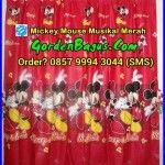 jual gorden mainan mickey mouse warna merah gorden mickey donal minnie disney pemesanan langsung via sms center di 085799943044 :) gordenbagus.com