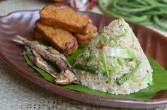 Sego Gono Khas Temanggung Bukan Nasi Megono Khas Pekalongan Masakan Korea Resep Masakan Memasak