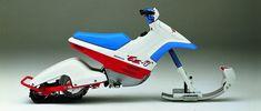Honda Cub EZ SNOW - mini4temps.fr