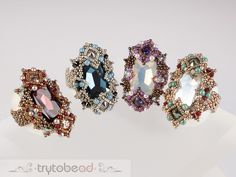 trytobead | Tyrions Ring, pattern