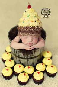 Babies. And Cupcakes