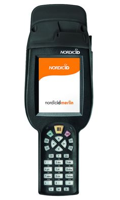 Nordic ID Merlin mobile computer Merlin, Sensitivity, Cool Stuff, Retail, Entertainment, Fun, Inspiration, Products, Biblical Inspiration