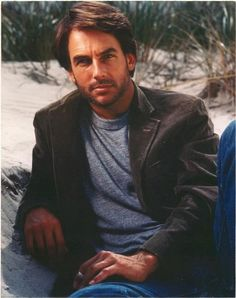 Mark Harmon gibbs before gray hair!!!