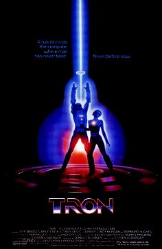 When I saw this movie as a kid, I thought it was soooooo cool. I never could conquer the video game, tho'.