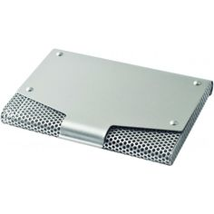 metal business card holder with mesh casing - Metal Business Card Case