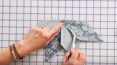Being A Beginner At Quilting She Couldn't Believe How Easy This Was To Make! | DIY Joy Projects and Crafts Ideas