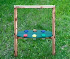 Playground Art Easel, Outdoor Art Easel, Preschool Art Easel – The Adventurous Child