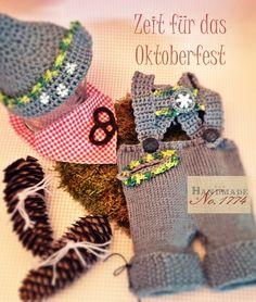 Babyprops - Newborn - Baby - Oktoberfest - Lederhose - Seppel - Kostüm - Brätzel - Photographie - Fotografie
