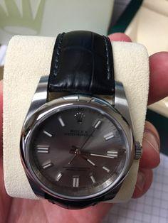 FS: Rolex 116000 OP Steel Dial 36mm