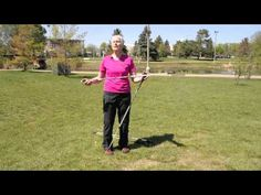 Nordic Walking vs. Trekking Poles - What's the Difference? - YouTube