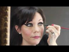 Lady Gaga Makeup Tutorial www.themakeupminutes.com
