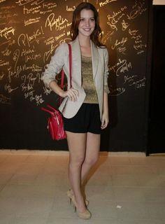 Blog Caricatura - estilo da atriz Nathalia Dill!  #Fashion #style #looks