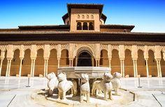 #Ruta Árabe por #Andalucía para que #viajes en el tiempo hasta Al-Andalus