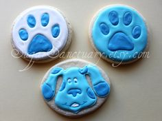 Blue's Clues Cookies