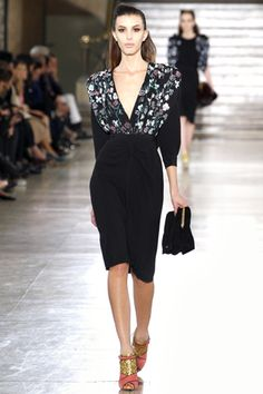 Miu Miu Fall 2011 Ready-to-Wear Collection Slideshow on Style.com