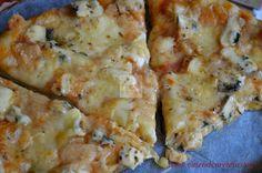 Pizza cu 4formaggi