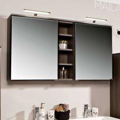 Badmöbel Badezimmer Spiegelschrank in Eiche dunkel 120 cm Jetzt bestellen unter: https://moebel.ladendirekt.de/bad/badmoebel/spiegelschraenke/?uid=3c0e6c95-5ea4-501b-b7ed-60644a9811e2&utm_source=pinterest&utm_medium=pin&utm_campaign=boards #badezimmerkommode #bad #beistellschrank #spiegelschrank #spiegelschraenke #badschrank #badmoebel #badspiegelschrank #spiegel #badeschrank #lichtspiegelschrank #badezimmerspiegelschrank #badezimmer