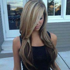 Balayage Hair Ash Blonde