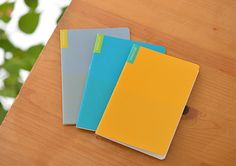 This set of 3 memo pads is designed to fit perfectly into the back pocket or inside of an A6 Hobonichi Planner/Original cover. Pages are made with the same thin and strong Tomoe River paper from the planner book. The 3.7mm plain graph paper allows ample writing space, with perforations on each sheet to make it easy to rip out for those important notes to pass on. It's also useful as a notebook around town. The page size is slightly smaller than that of the techo, which makes it easy to pull…