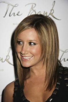 medium length hairstyles for fine hair and narrow long face | Medium layered haircuts - Medium layered hairstyles