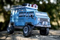 Jeep Mighty FC Concept 4x4 with Expedition Kit | papercruiser.com