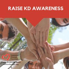 Raise KD Awareness - Kawasaki Disease Foundation Kawasaki Disease, Raising, Foundation, January, Medical, Health, Salud, Health Care, Healthy