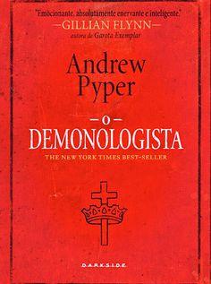 Livro - O Demonologista Darksidebooks
