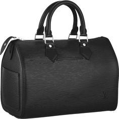 Authentic Louis Vuitton Speedy 25 M59232  Epi Leather Handbags