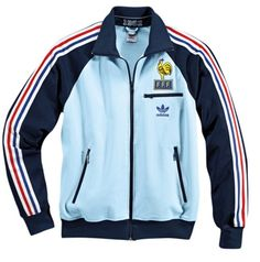 Adidas Originals France 1982 Retro Track Top