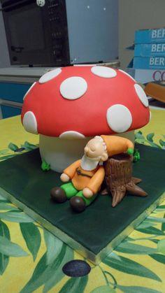 Gnome cake (workshop)