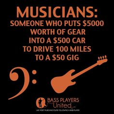 Support your local musicians!!!