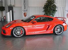 Used 2015 Porsche Cayman GT4 for sale in Lincolnshire from 911 Sport.