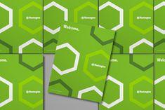 Nonfiction | Huntington Bank | Columbus OH Bank Branding, Branding Agency, Graphic Design Branding, Corporate Design, Huntington Bank, Brand Book, Design Language, Brand Guidelines, Design Agency