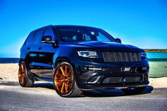 Jeep SRT8 - Vossen Forged VPS-309