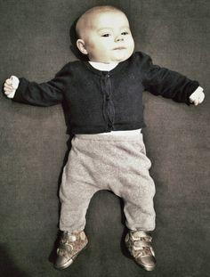 Top Tommy Hilfiger, Leggings Babe, Underwear H, Shoes Blumarine Baby