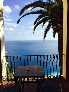 View from room number 270, hotel San Domenico, Taormina, Sicily