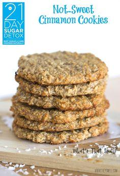 The 21 Day Sugar Detox Cookie Recipe