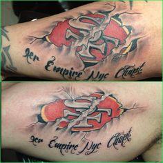 49ers Tattoos Gallery | ... 49ers #tattoo done by #ericrichardz #inkheadz #morrisparkink #whynot Football Stuff, Nfl Football, Hand Tattoos, Cool Tattoos, 49ers Pictures, Deforest Buckner, Special Tattoos, Tattoos Gallery, Fan Gear