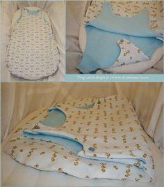 спальный мешок для новорожденных выкройка